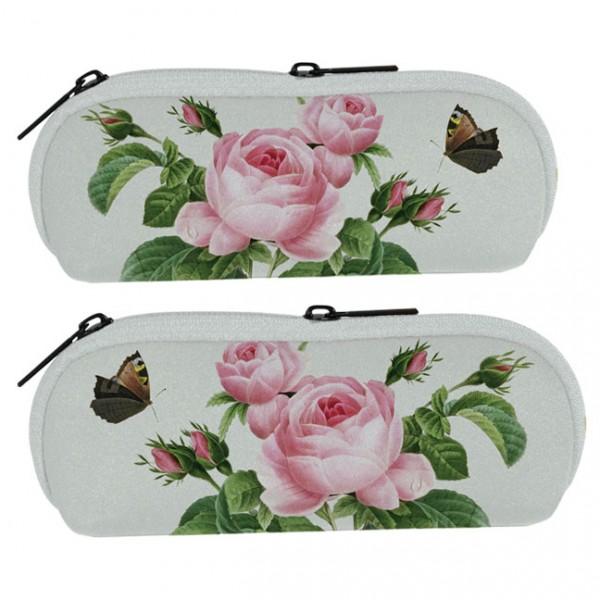 """Brillenetui """"Rosa centifolia"""""""