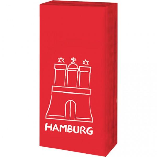 Taschentücher 'Hamburg'