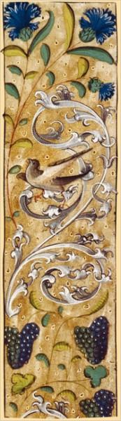"""Lesezeichen Gold """"Abrege de la chronique D'Enguerrand de Monstrelet"""""""
