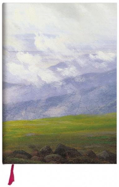 """Notizbuch """"Ziehende Wolken"""""""