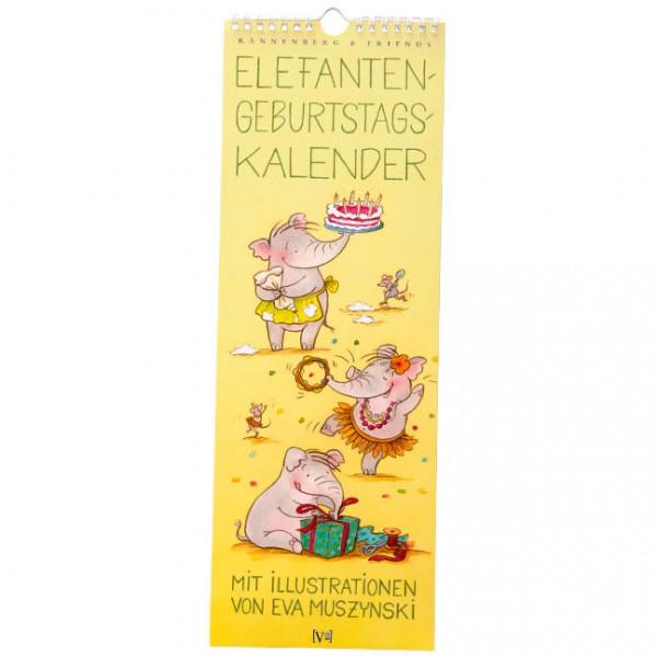 Geburtstags-Kalender 'Fanten' von  Eva Muszynski