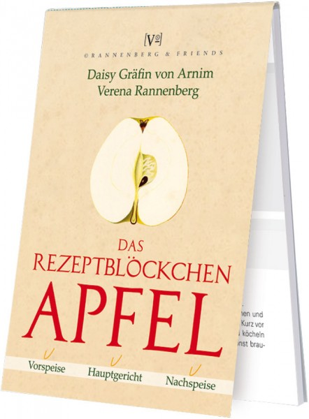 Spieleblöckchen 'Das Apfelblöckchen'