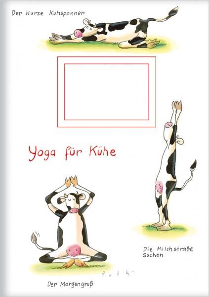 Kladden A6 'Yoga für Kühe'