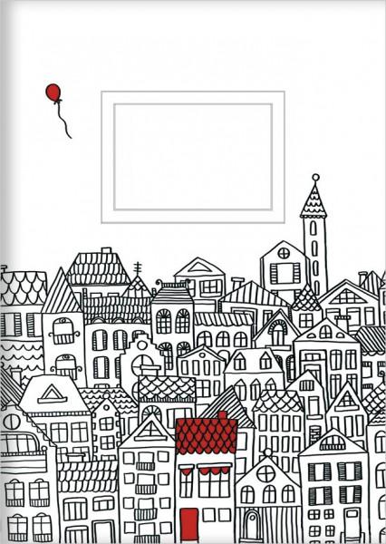 Kladden A6 'Roter Luftballon'