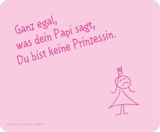 Maus-Pad 'Prinzessin'