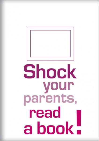 "gr. Kladden A5 ""Shock your parents"""