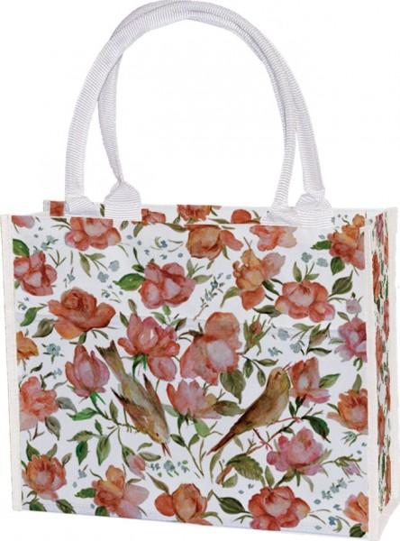 """Einkaufstasche """"Persische Rosen"""""""