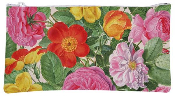 Etuitasche 'Rosen aus dem Nassau Florilegium'