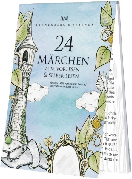 "Märchenblöckchen ""24 Märchen"""