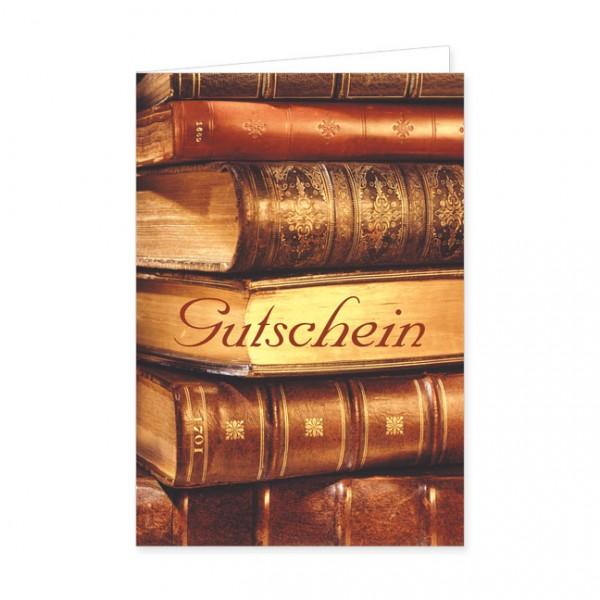 """Geschenk-Gutschein """"Antiquariat"""""""