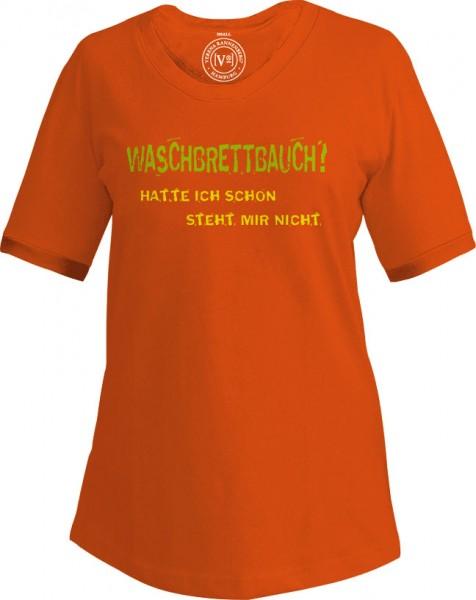 """T-Shirt """"Waschbrettbauch"""""""