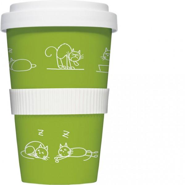 Coffee to go Becher 'Hartmut seine Katse'