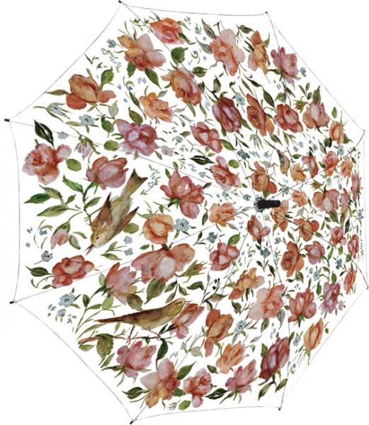"""Regenschirm """"Persische Rosen"""""""