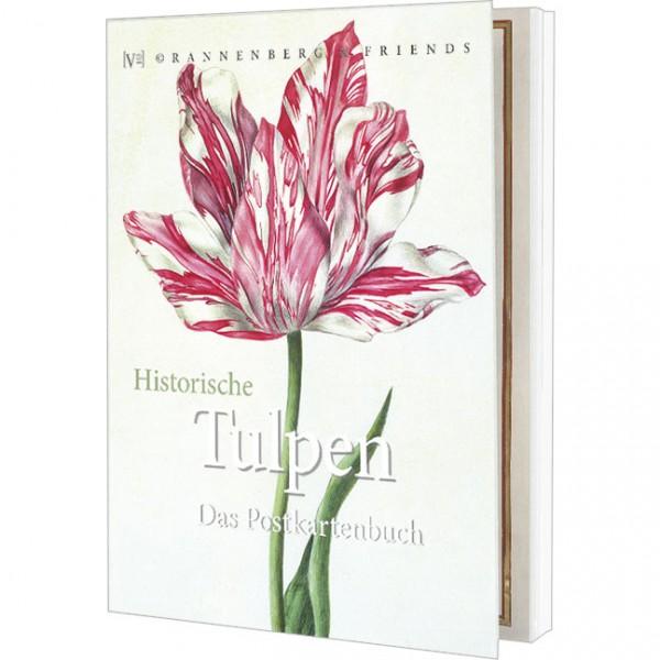 Postkartenbuch 'Historische Tulpen'