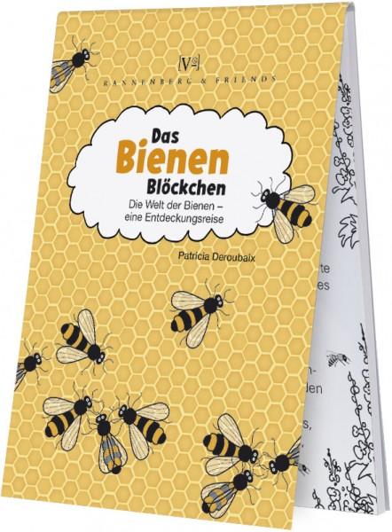 """Spieleblöckchen """"Das Bienenblöckchen"""""""