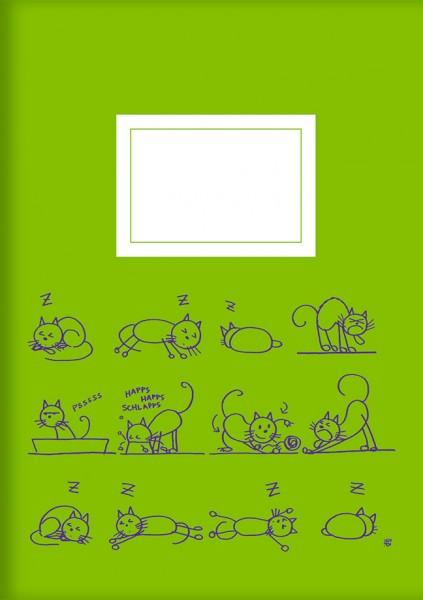 Kladden A5 'Hartmut seine Katse'