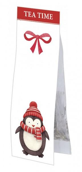 Tea Time Weihnachten 'Knuddliger Pinguin'