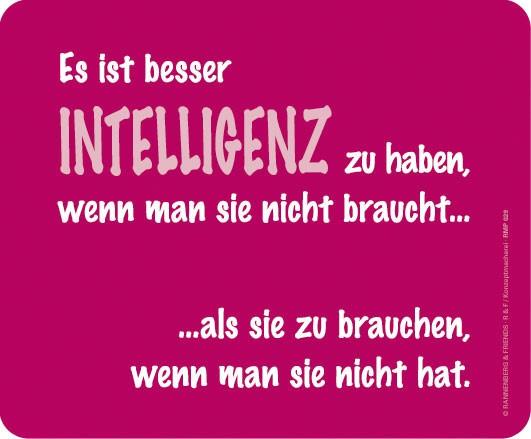 Maus-Pad 'Intelligenz'