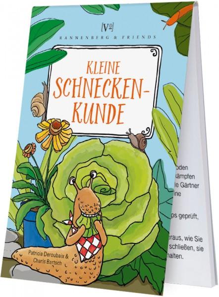 """Spieleblöckchen """"Kleine Schneckenkunde"""""""