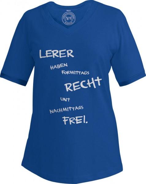"""T-shirt """"Lehrer"""""""