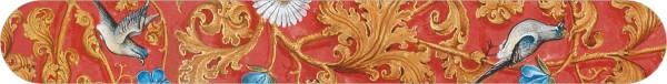 Nagelfeilen 'Breviar der Isabella von Kastilien (rot)'