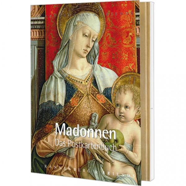 Postkartenbuch 'Madonnen'