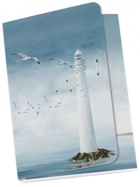 Taschennotizblöckchen 'Leuchtturm'