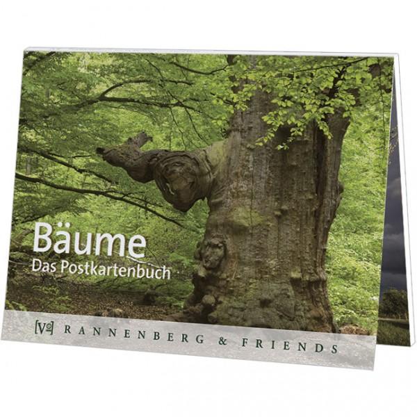 Poskartenbuch 'Bäume'