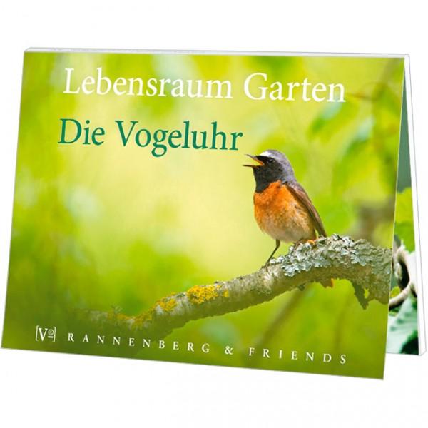 """Postkartenbuch """"Vogeluhr"""""""