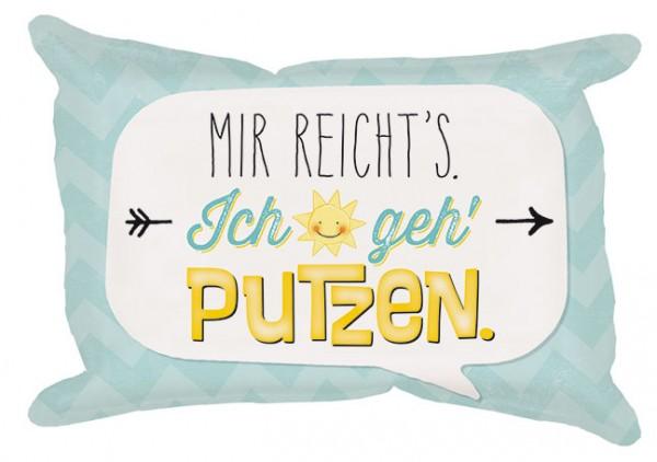 Wisch 'Mir reicht's'