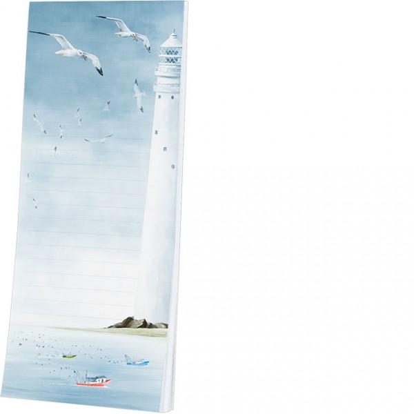 "Kühlschrankblöckchen ""Leuchtturm"""