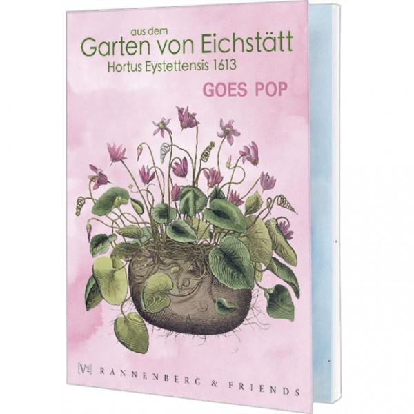 """Postkartenbuch """" Eichstätt GOES POP """""""