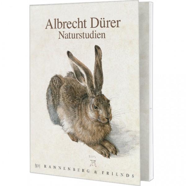 """Postkartenbuch """"Albrecht Dürer Naturstudien"""""""