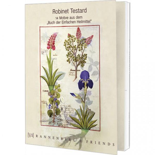 Postkartenbuch '14 Motive aus dem Buch der Einfachen Heilmittel'
