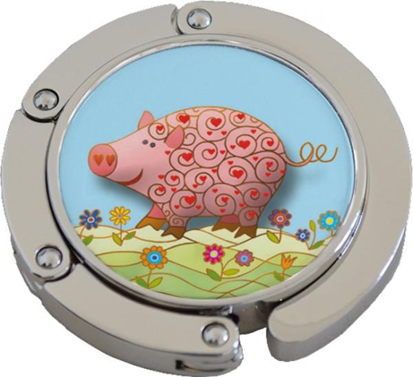 Klack 'Viel Glück Schwein' von Amadeus Bachmayr