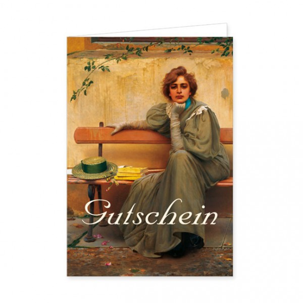 """Geschenk-Gutschein """"""""Sogni"""" (Träume)"""""""
