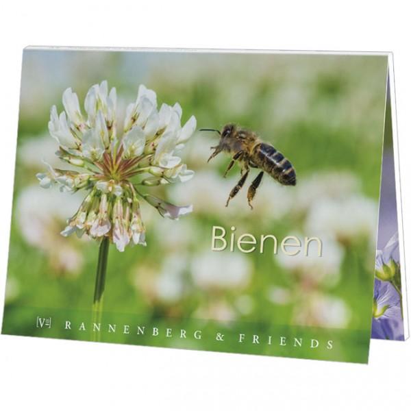 Postkartenbuch Bienen