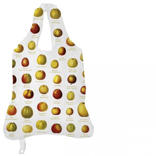 """Einkaufsbeutel """"Pomologie der Äpfel"""""""