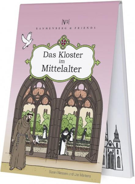 """Blöckchen """" Das Kloster im Mittelalter """""""