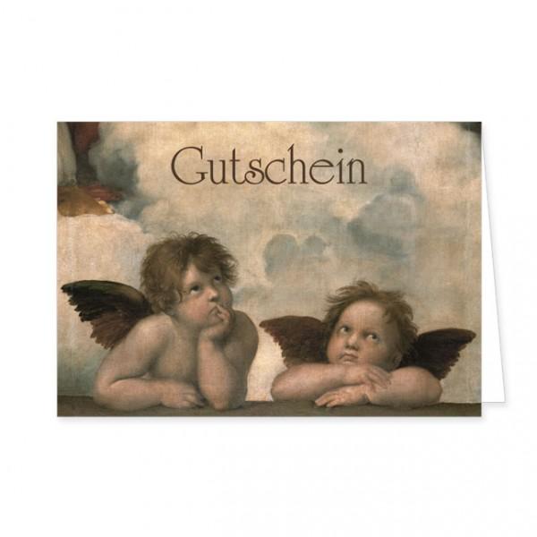 """Geschenk-Gutschein """"Raffael"""""""