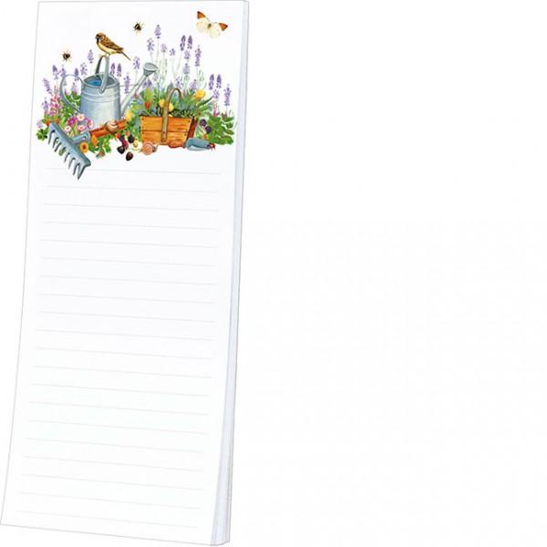 Kühlschrankblöckchen 'Gartenwelt'