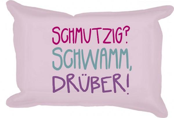 """Wisch """"Schmutzig"""""""