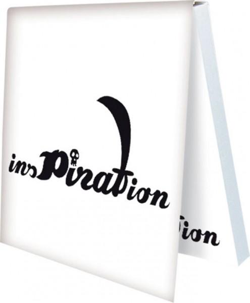 Klebezettel 'Inspiration'