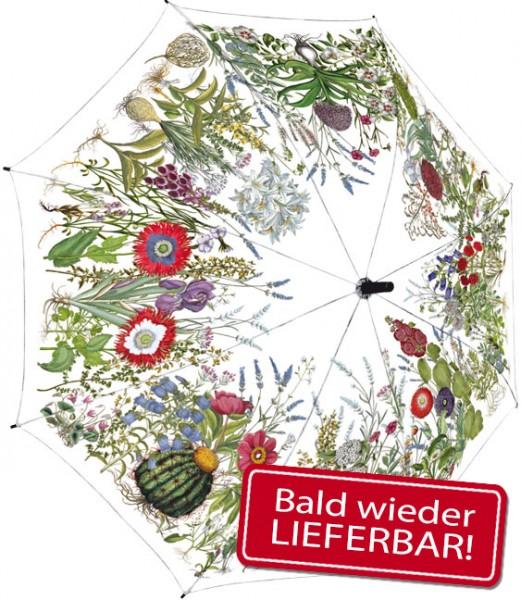 """Regenschirm """"Aus dem Garten von Eichstätt"""""""
