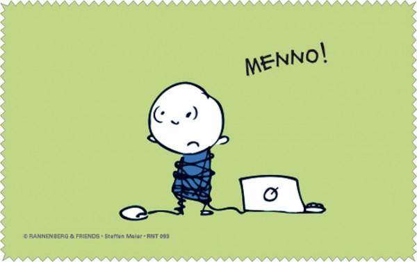 Netbooktuch 'Menno' von Steffen Meier