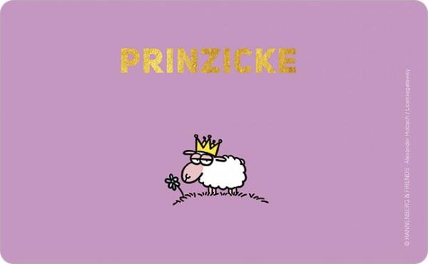 """Brettchen """" Prinzicke """""""