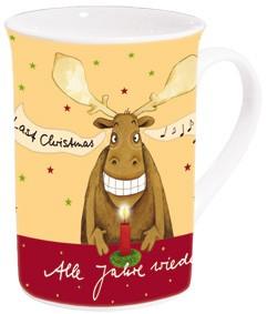 Becher Weihnachten 'Last Christmas'