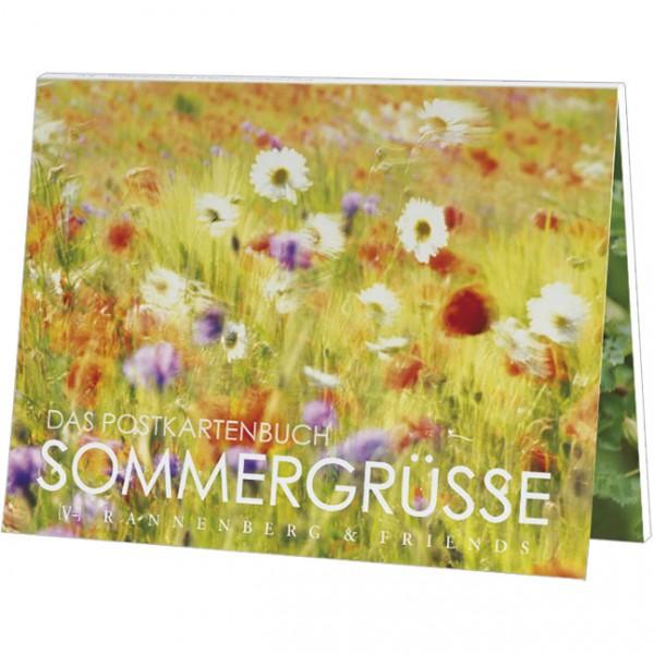 """Postkartenbuch """"Sommergrüße"""""""