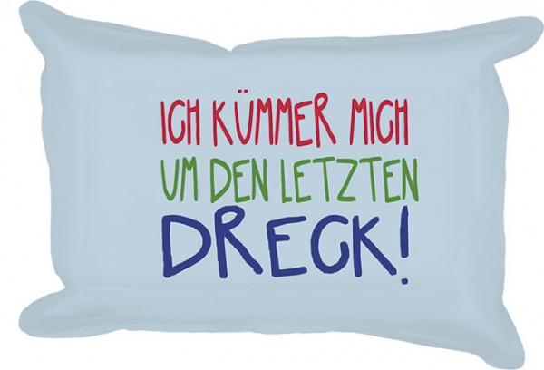 """Wisch """"Letzten Dreck"""""""