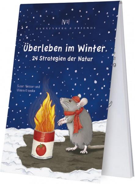 """x-mas Blöckchen """" Überleben im Winter """""""